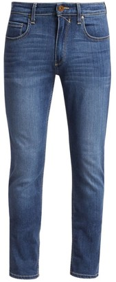 Paige Federal TRANSCEND Slim Straight-Fit Jeans