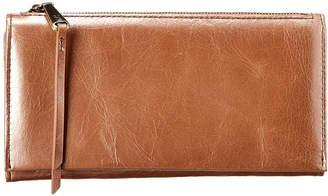 Hobo Dane Leather Wallet