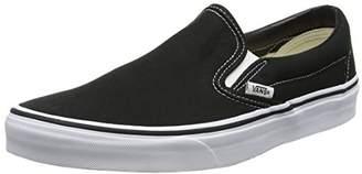 Vans Unisex Adults' Classic Slip On, Black/White