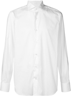 Alessandro Gherardi Tailored Tuxedo Shirt