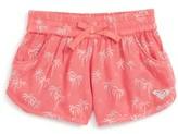 Roxy Girl's Meet Me City Shorts