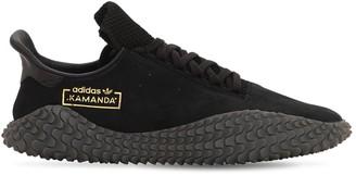 adidas Kamanda Suede Sneakers