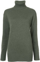 Chloé funnel neck jumper