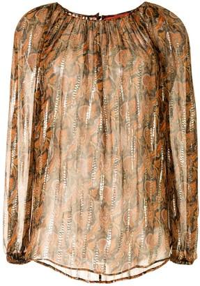 Manning Cartell Australia Gypsy Ballads blouse