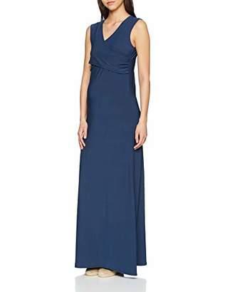 Noppies Women's nurs SLV Orane (Dress Blues P093), (Size of : M)