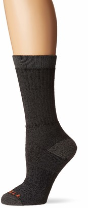 Merrell Women's 1 Pack Cushioned Heavyweight Hiker Crew Socks