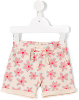 Stella McCartney floral print shorts - kids - Cotton - 3 mth