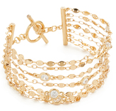 Kate Spade Cascade Multi Strand Bracelet