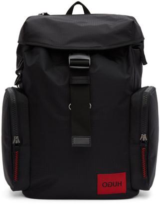 HUGO Black Kombinat Backpack