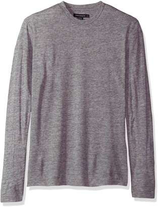 French Connection Men's Wool Jersey Crew