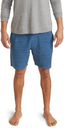 Marine Layer Boucle Drawstring Shorts