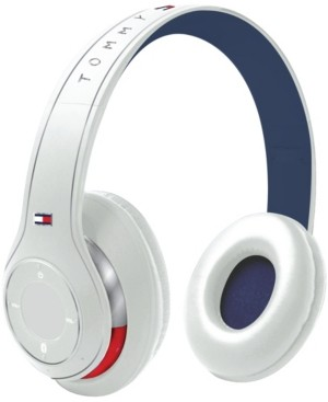 Tommy Hilfiger Noise Isolating Wireless Headphones