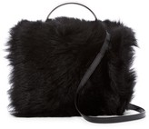 Vivienne Westwood Faux Fur Shoulder Bag