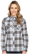 Roper 295 Plaid with Embroidery