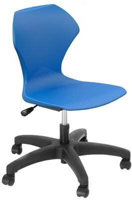 Apex Series Task Chair Marco Group Inc. Upholstery Color: Black