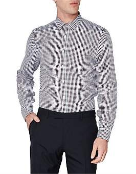 Ben Sherman Ls Formal Mod Gingham