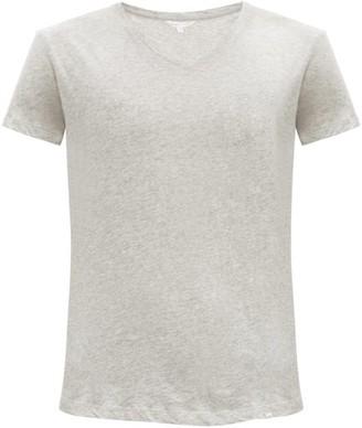 Orlebar Brown Ob-v Cotton-jersey T-shirt - Grey