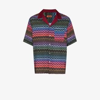 Missoni Zigzag Print Shirt