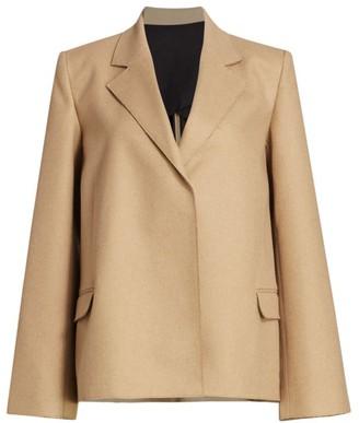 Totême Bounce Wool-Blend Jacket
