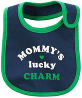 Carter's Mommy's Lucky Charm Teething Bib