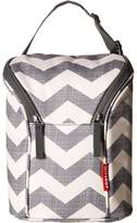 Skip Hop Grab Go Double Bottle Bag Diaper Bags