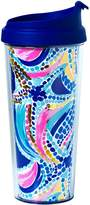 Lilly Pulitzer Ocean Jewels Thermal Mug