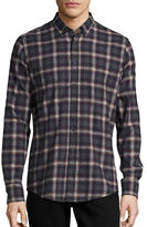 HUGO BOSS Slim Fit Plaid Sportshirt