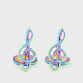 Paul Smith Men's Treble Clef Cufflinks