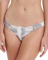Vitamin A Neutra Tie-Dye Swim Bottom, Multipattern