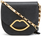 Lulu Guinness Women's Amy Small Crossbody Bag Black