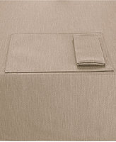 "Noritake Colorwave Taupe Collection 60"" x 120"" Tablecloth"