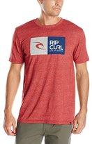 Rip Curl Men's Ripawatu Mock Twist T-Shirt