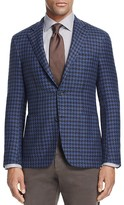 Canali Siena Kei Macro Houndstooth Classic Fit Sport Coat - 100% Bloomingdale's Exclusive