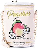 Betsey Johnson Ain't She A Peach Cross-Body Bag