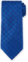 Charvet Corner Boxes Silk Tie