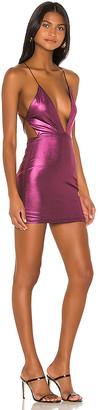 superdown Jada Strappy Mini Dress