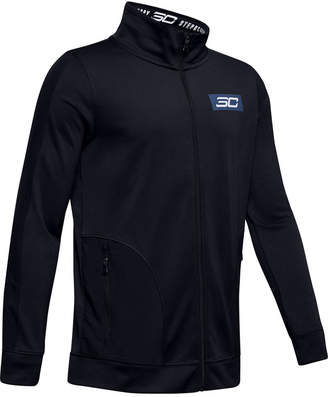 Under Armour Big Boys Stephen Curry SC30 Performance Warm-Up Jacket