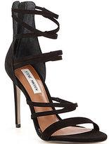 Steve Madden Teirney Strappy Back Zip Dress Sandals