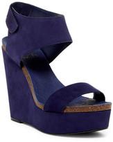 Vince Camuto Kaja Platform Wedge Sandal