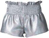 Georgia Alice - Comet shorts - women - Cotton/Polyester/Metallic Fibre - 8