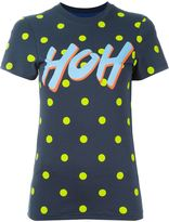 House of Holland Hoh print T-shirt