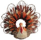 Celebrate Fall Together Artificial Turkey Wreath