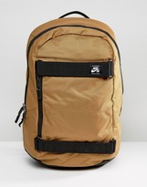 Nike Sb Crths Backpack In Beige Ba5305-245