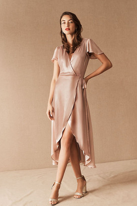 BHLDN Donne Dress By in Pink Size 10