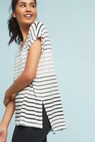 Beyond Yoga Ombre Striped Top