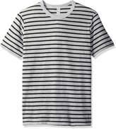Alternative Men's Jersey Printed Crew T-Shirt