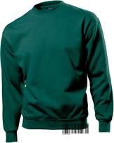 Underhood of London Men's Long Sleeve Sweatshirt - Regular Fit - Cotton Sweater - Hanes Sweat