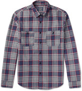 J.crew - Slim-fit Plaid Cotton-flannel Shirt