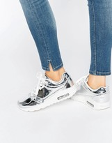 Missguided Metallic Sneaker