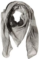 John Varvatos American Flag Silk & Viscose Scarf